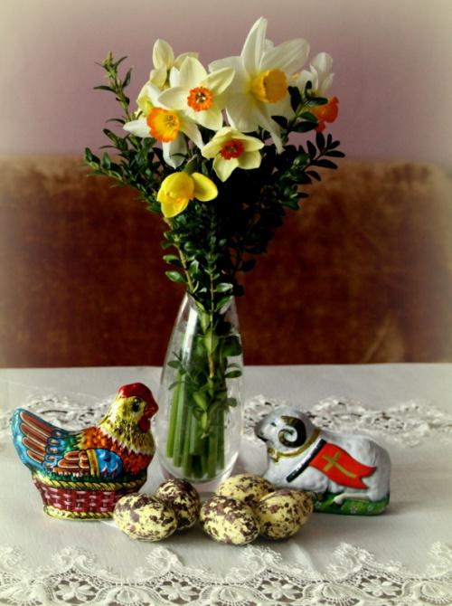 Zdrowych, pogodnych, rodzinnych Świąt Wielkanocnych życzę wszystkim Fotosikowcom !