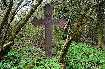 Siedliska - nieczynny cmentarz ewangelicki