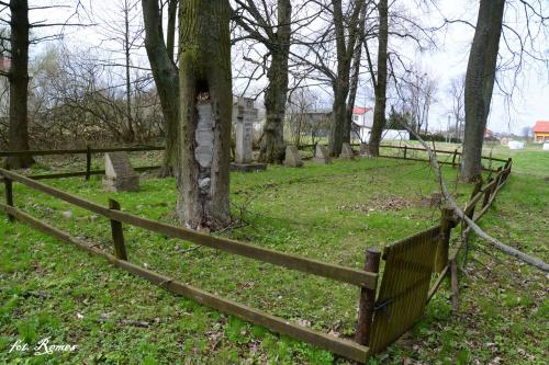 Sulimy - nieczynny cmentarz ewangelicki