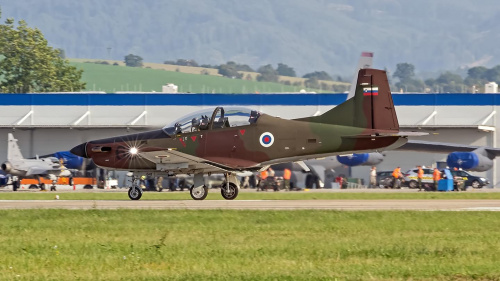 Pilatus PC-9M, Slovenia - Air Force