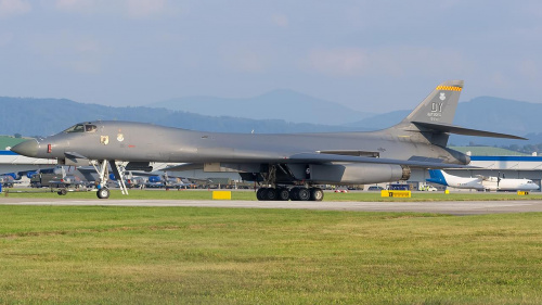 Rockwell B-1B Lancer, US - Air Force