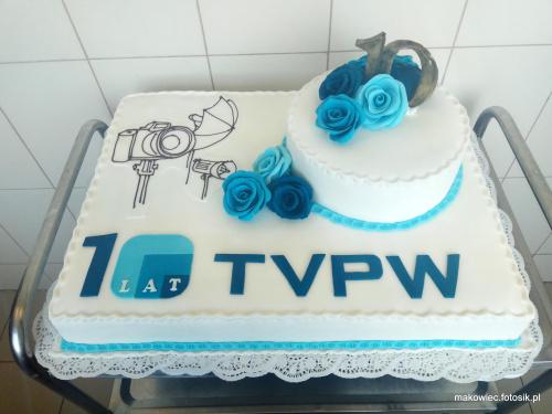 Tort dla tvpw Polotechniki Warszawskiej #ort #firmoey #tort #dla #tvpw #impreza #firmowa #tort #oklocznościowy #tort #torty