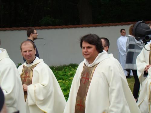 o. Piotr Graduszewski - Trynitarz
