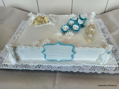 Tort na chrzciny #tort na #chrzciny #tort #okazjonalny #torty #dzidziuś