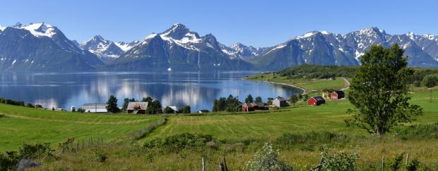 Lyngenfjord - Djupvik - Norwegia