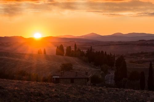 W słonecznej Toskanii