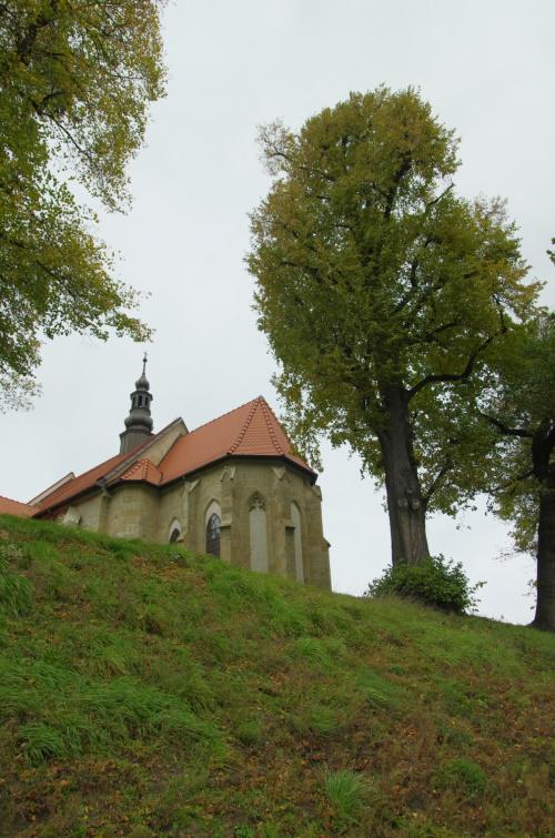 Łapczyca, kościół Narodzenia NMP.