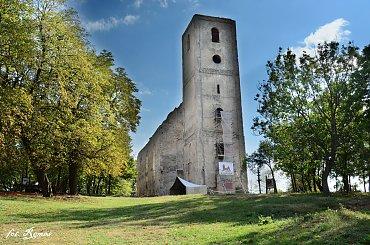 Katarínka – Ruiny Kościoła i Klasztoru sv. Kataríny Alexandrijskej na Słowacji