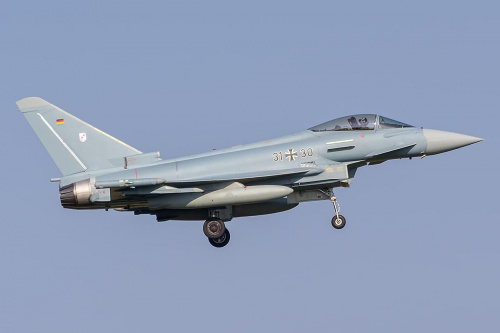Eurofighter Typhoon EF-2000, Germany - Air Force
