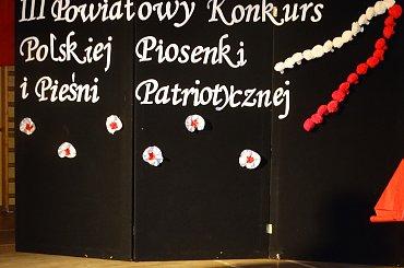 III Powiatowy Konkurs Polskiej Piosenki i Pieśni Patriotycznej