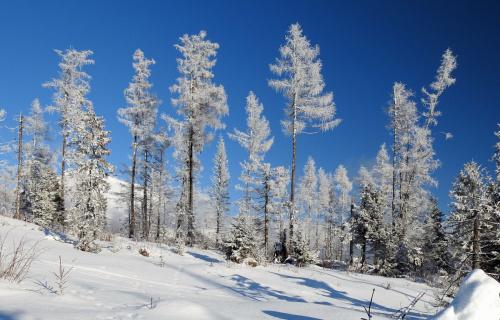 uroki zimy w Tatrach