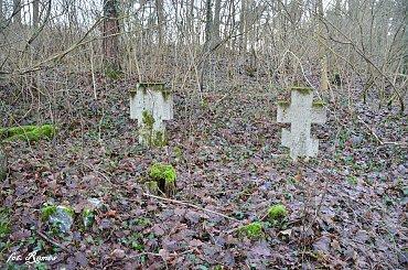 Kaliszki - nieczynny cmentarz Ewangelicki