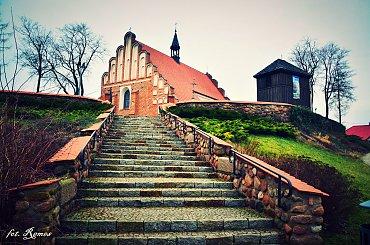 Niedźwiadna - kościół
