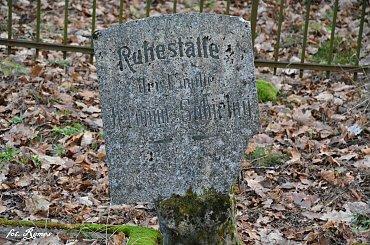 Pogobie Średnie - nieczynny cmentarz Ewangelicki