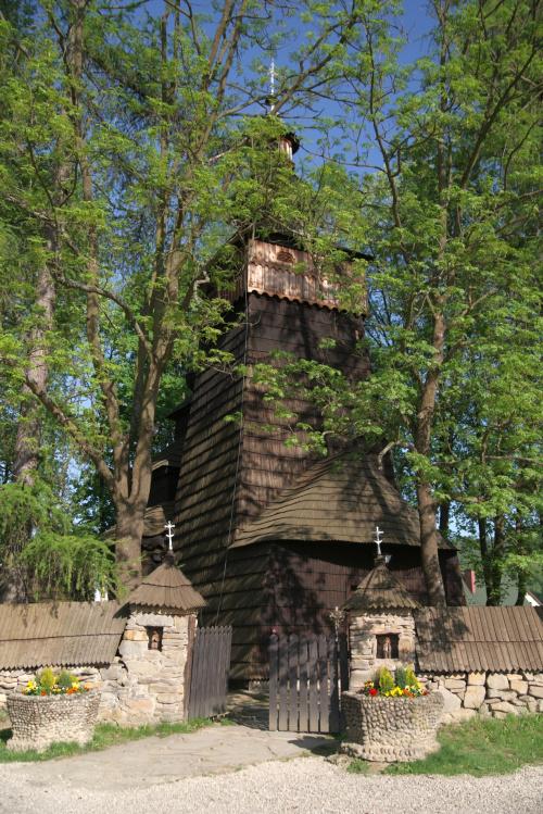 Cerkiew - Powroźnik