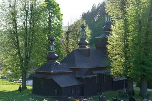Cerkiew - Milik