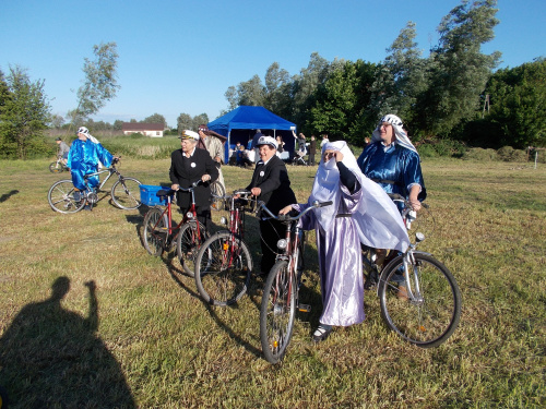 Festyn Rowerowy Zawrót Głowy - konkurs na przebranie i retro rower