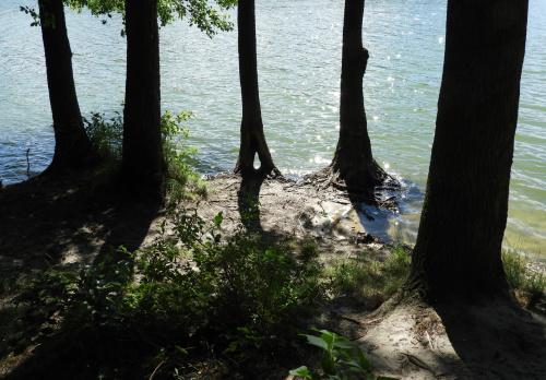 Jezioro Głębokie.