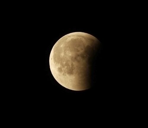 Zaćmienie Księżyca 27.07.2018
