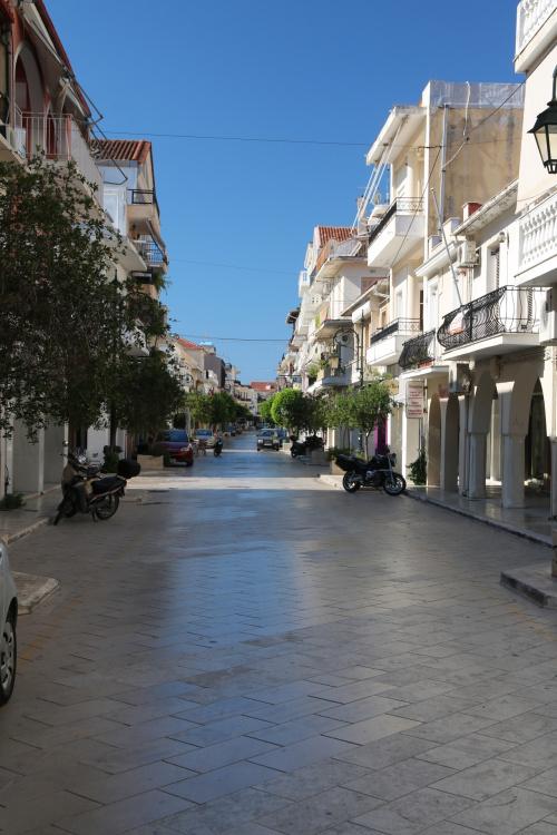 Ulice Zakynthos