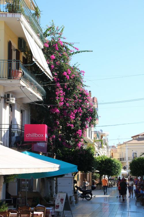 Ulica Zakynthos