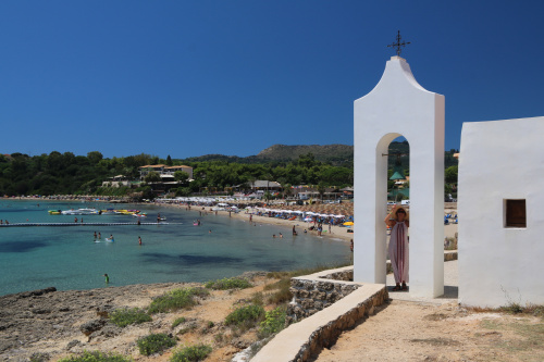 Plaża Agios Nikolaos