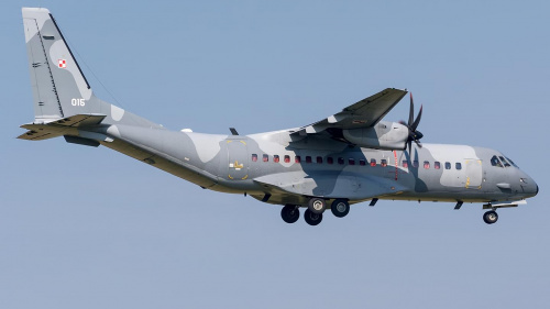 CASA C-295 M, Poland - Air Force