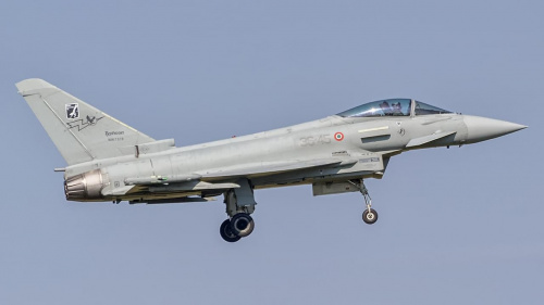 Eurofighter EF-2000 Typhoon S, Italy - Air Force