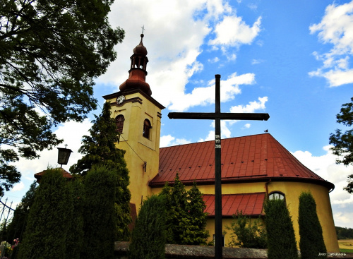 Kościół p. w. św. Jana Chrzciciela ...