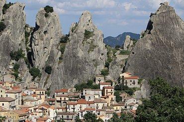 Castelmezzano i Pietrapertosa
