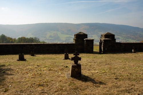 Cmentarz z I Wojny Światowej Nr 78 w Ropicy Górnej