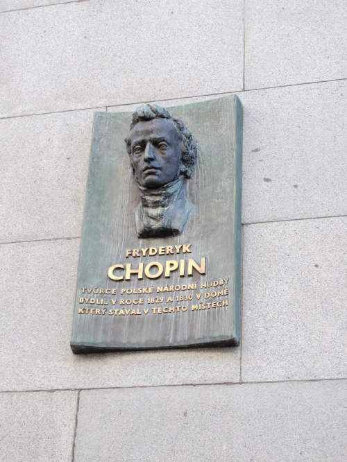 Chopin in Prague
