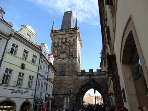 Prague - City Town Center