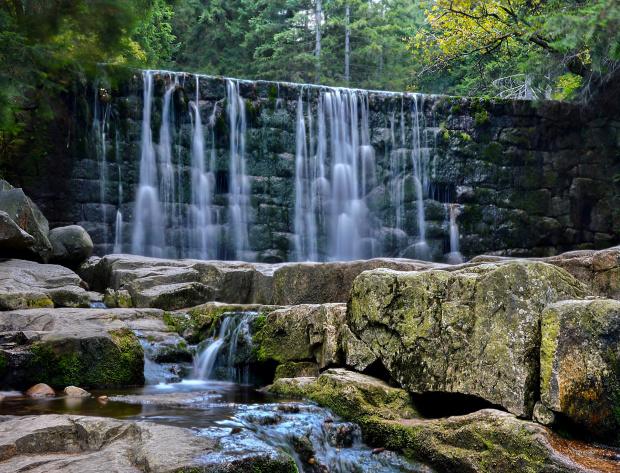 Karkonosze - Karpacz - Dziki Wodospad