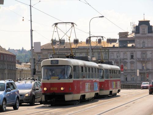 Tatra T3M2-DVC, #8089, DP Praha