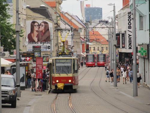 Tatra T6A5, #7933, DP Bratislava
