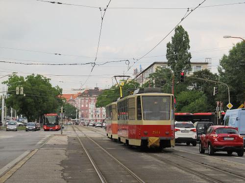Tatra T6A5, #7914, DP Bratislava