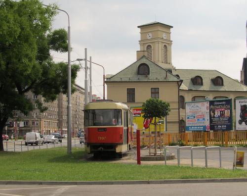 Tatra T3, #7807, DP Bratislava