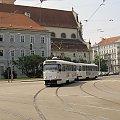 Tatra T3G, #1609+1621, DP Brno
