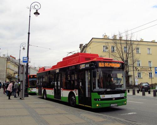 Ursus T701.16 (Богдан 701), #3910, MPK Lublin