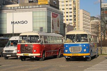 Autobusy historyczne / muzealne
