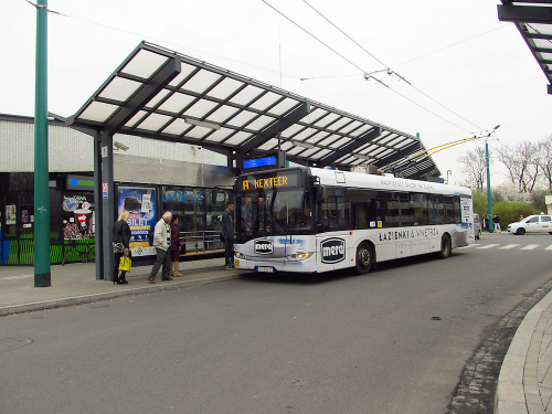 """Solaris Trollino 12DC R, #003, """"Tyszek"""", TLT Tychy"""