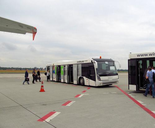Cobus 2700, #V302, Wisag Berlin