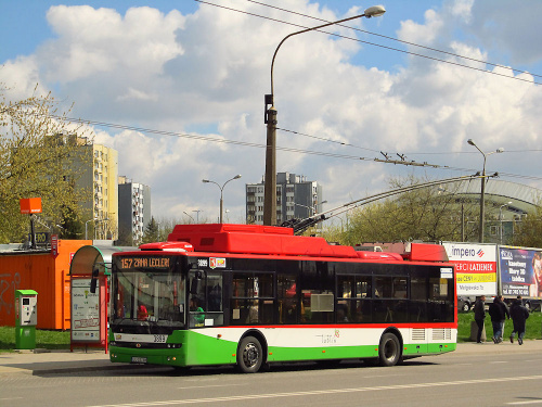 Ursus T701.16 (Богдан 701), #3899, MPK Lublin