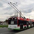 Solaris Trollino 18AC, #3935, MPK Lublin