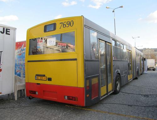 Jelcz M181MB, #7690, Escape Service Warszawa