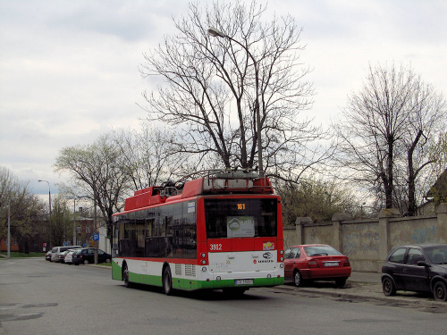 Ursus T701.16 (Богдан 701), #3912, MPK Lublin