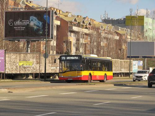 Solaris Urbino 12III, #9319, PKS Grodzisk Mazowiecki