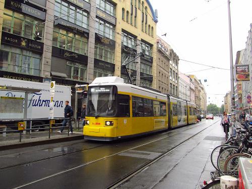 AEG GT6N-U, #1580, BVG Berlin