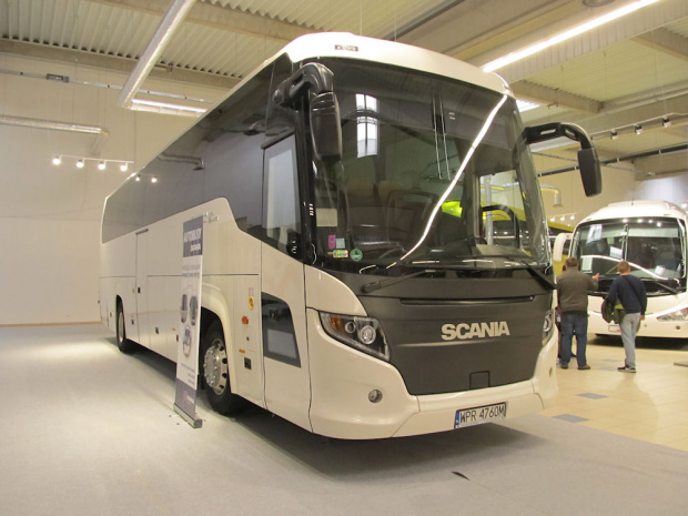 Scania Touring HD